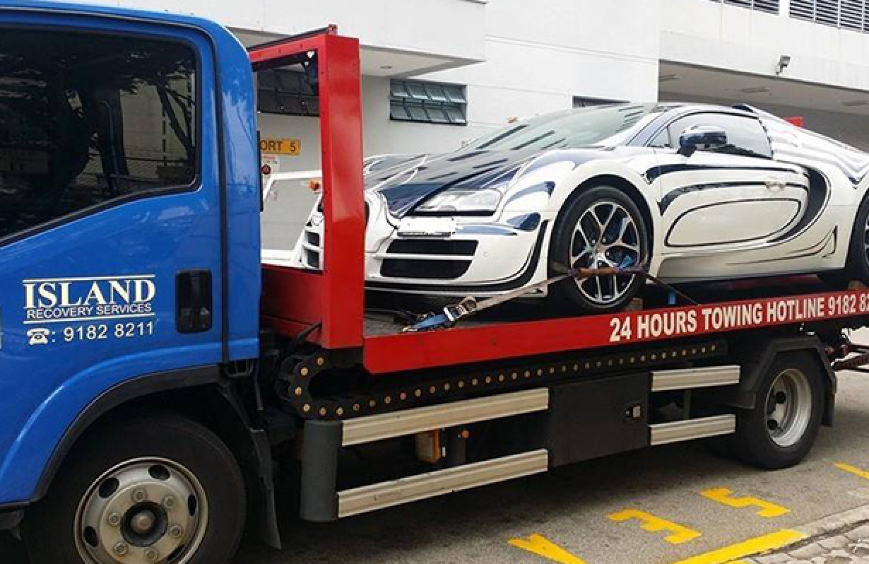 Island Recovery Towing Services Singapore